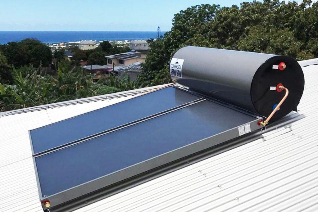 chauffe-eau solaire écologique