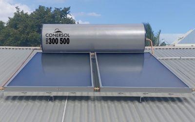 économies d'eau chauffe-eau solaire
